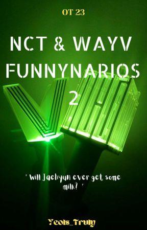 NCT and WayV Funnynarios 2 by Yeols_truly