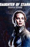 Diana Stark • Daughter of Stark • cover