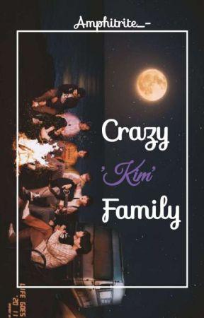 Crazy Kim Family | Bangtan by Sinner_Angel_-