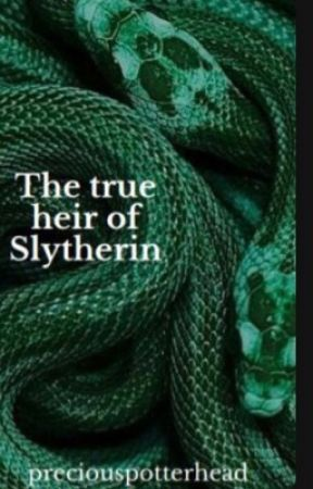 The True Heir of Slytherin ~ Fred Weasley by preciouspotterhead
