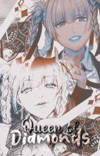 Queen of Diamonds | Shuntarō Chishiya by -aesuki