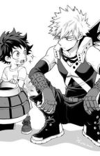 Baby deku? ///NOW COMPLETE by Izuchan1
