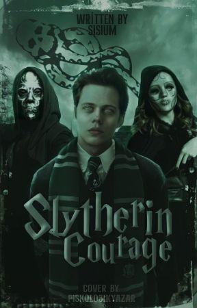 slytherin courage 🕸️ evan rosier. ✓ by sisium