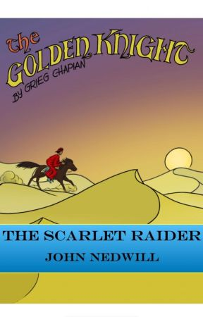 The Scarlet Raider by johnnedwill