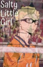 Salty Little Girl by J-channnn