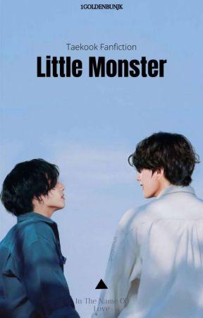 Little Monster_Taekook by 1Goldenbunjk