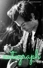 Autograph    h.s. by hotgirlharry