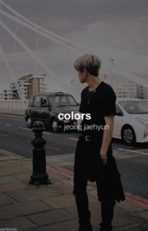 Colors | Jeong Jaehyun by BeomBinnie
