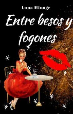 Entre besos y fogones.  by LunaMinage