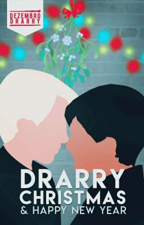 Drarry Christmas & Happy New Year by dezdrarry