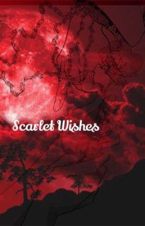 Scarlet Wish (Kurapika x Kurta! Reader) by Ghost_Phoenix_777_XD