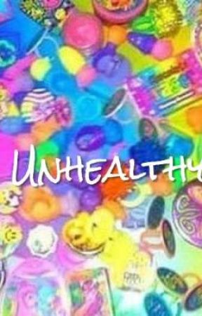 Unhealthy by ming_h0e