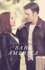 Baby America (Steve x Natasha) - Pregnancy Story by OllyWritesWatt