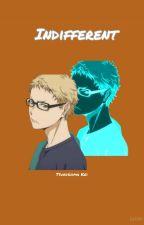 Indifferent • k. tsukishima • by kristin11012
