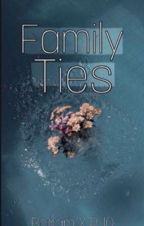 Family Ties {Batfamx PJO} by Reed_Pebble