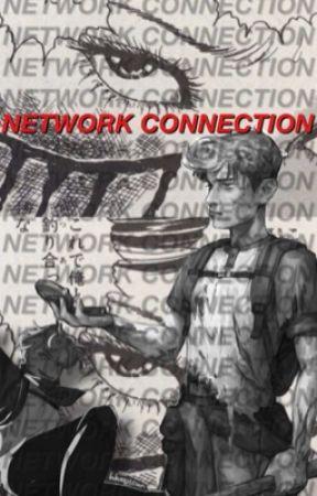 network connection,   TOMMYINNIT by kkayla-kaspbrak
