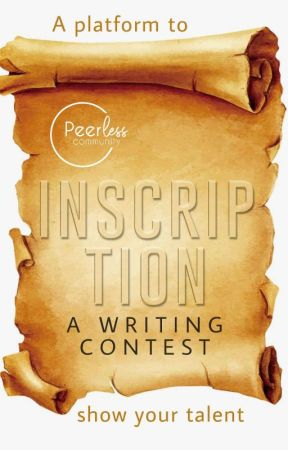 Inscription (Cancelled) by ThePeerlessCommunity