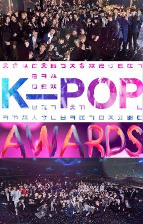 K-POP Awards by thejadelover