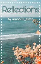 𝐑𝐞𝐟𝐥𝐞𝐜𝐭𝐢𝐨𝐧𝐬🕯// 𝐩𝐨𝐞𝐭𝐫𝐲 by moonlit_elixir