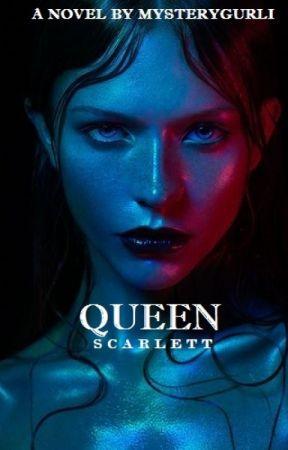 Queen Scarlett by mysterygurli