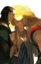 The royals of Asgard by Mayarrismail