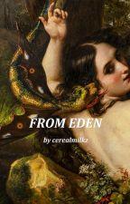 FROM EDEN | Mattheo Riddle by cerealmilkz
