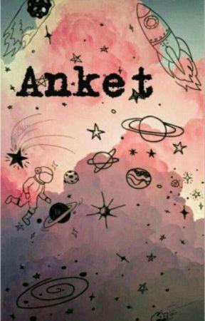 ANKET by Muq1umut