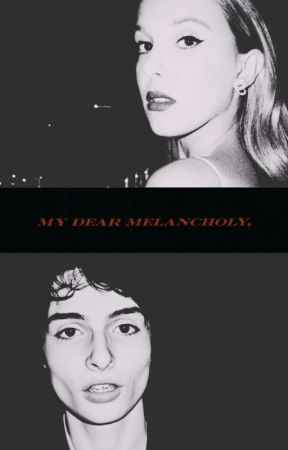 my dear melancholy, | fillie by anxxette