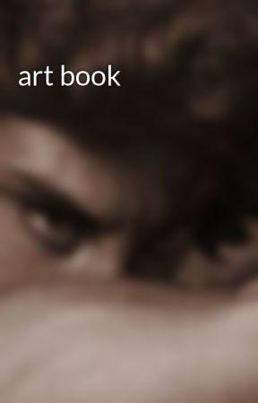 art book by Dark_Peanut
