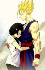 Male Gohan Reader x DBZ Harem by GoldExperienceAct2