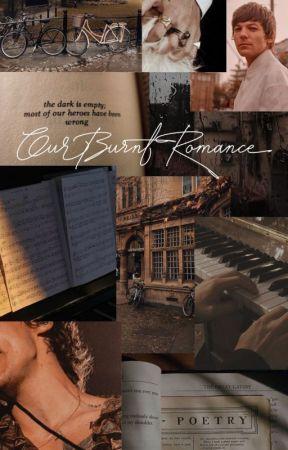 Our burnt romance by Hazza_et_Lou