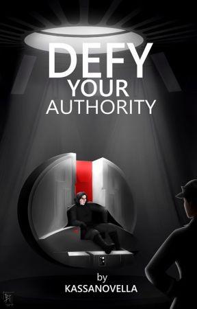 Defy Your Authority (Kylo Ren x Reader) by kassanovella