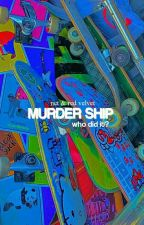 murder ship ! nct x red velvet by -JINSE0UL
