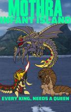 Mothra: Infant Island by tyler2706