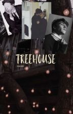 Treehouse [Dream Fanfic | Male OC] by NellieWritesAndMore