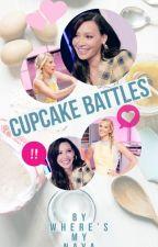 Cupcake Battles by wheresmynaya