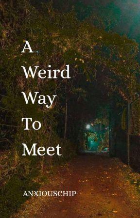 A Weird Way To Meet (Completed) by anxiouschip