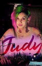A Judy Alvarez Story (Judy x Fem!Reader) by dexidante