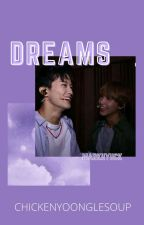 dreams 》 markhyuck by ChickenYoongleSoup