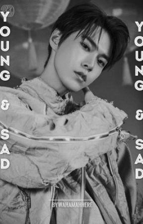 Young & Sad- Kim Doyoung by WahAmAhHere