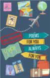 poems for you. always for you. cover