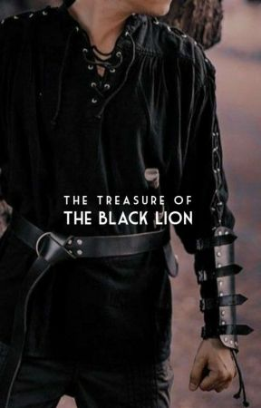 the treasure of the black lion   apply fiction by MikeyCobban