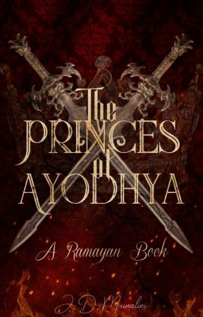 The Prince of Ayodhya-The Ramayan Through Short Stories by Mochis4lifeq52627