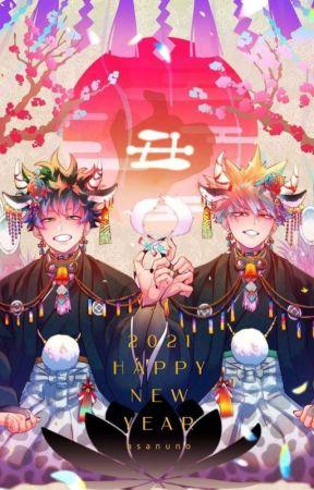 Happy 2021 by ShiraHitsu_Riren_