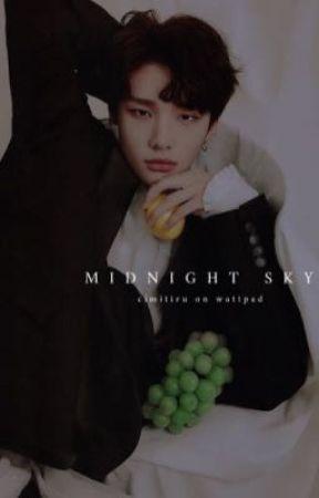 Midnight Sky | Hyunjeong by cimitiru