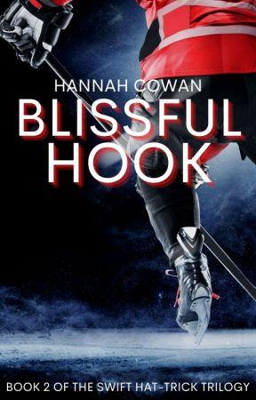 BLISSFUL HOOK--PUBLISHING SNEAK PEEK by hannahfurnish