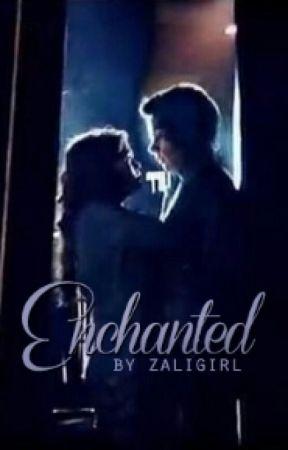 Enchanted - A Stydia / Jily AU - Teen Wolf by enchantedstydia