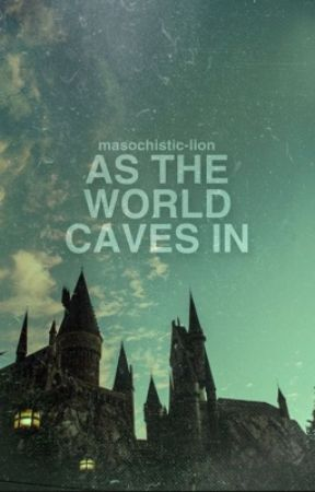 As The World Caves In ⤷ George Weasley ON HOLD/DISCONTINUED  by masochistic-lion