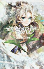 Pure (Albedo x reader) by Snoringkittenn