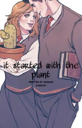 It started with the plant  by Freenuddez